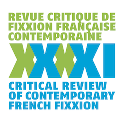 Revue critique de fixxion française contemporaine